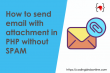 how-to-send-email-with-attachment-in-php-featured-image